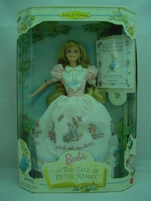 Collector Edition Barbie and The Tale of Peter Rabbit