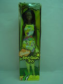 Rare Black Sunshine Day Barbie Doll