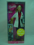 Pet Doctor Barbie Doll