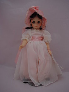 Madame Alexander Pinkie Doll Excellent in Box