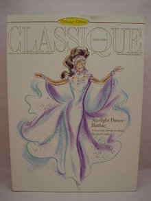 Starlight Dance Barbie Doll, Classique Collection
