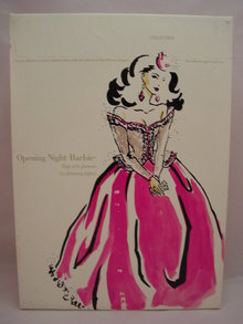 Opening Night Barbie Doll, Classique Collection