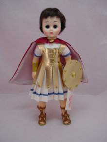 Madame Alexander Marc Antony Doll, Excellent in Box.
