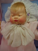1960's Vintage Vogue Baby Dear by E. Wilkins, Excellent