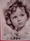 Beautiful Curly Top, Shirley Temple, 8X10 Photo RP