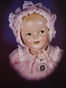 Shirley Temple Doll, 8X10  Photo RP