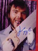 Jack Black, CRAZY! Signed 8X10 Photo, COA and Lifetime Guarantee.