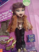 BRATZ MEAGAN, MINT IN BOX