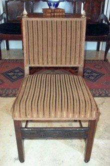XIX Century Spanish Side Chair