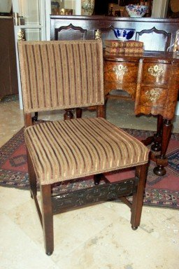 XIX Century Spanish Side Chair