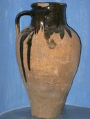 Turkish Terracota Water Jug