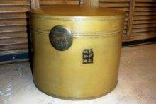XX Century Oriental Hat Box