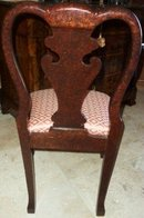 Pr. English Chippendale Style Side Chairs