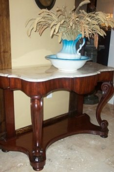 Victorian Mahogany Dressing Table