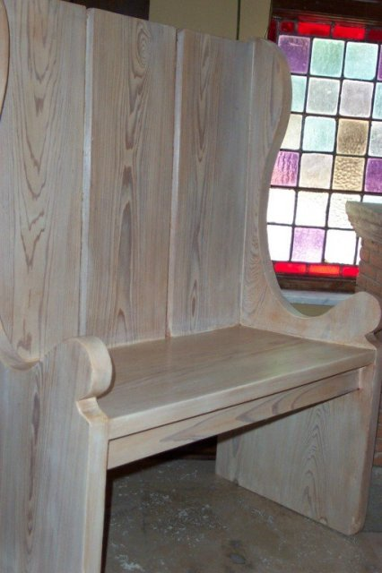 American Cypress Bench