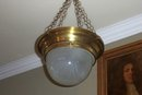 1915 Hanging Light Fixture
