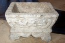 Carved Stone Chinese Incense Burner