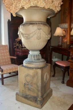 Royal Doulton Garden Urn on Stand