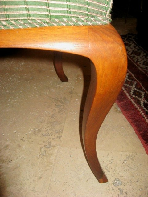 Country French Style Arm Chair