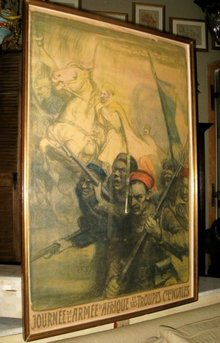 French Poster of World War I