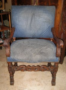 XIX Century Italian Arm Chair