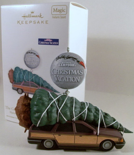 Hallmark 2011 GRISWOLD FAMILY CHRISTMAS TREE National Lampoon Christmas  Vacation Ornament - Antiques, Art, Vintage