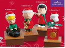 Hallmark 2011 Peanuts Christmas WIRELESS BAND of 4 Songs/motion