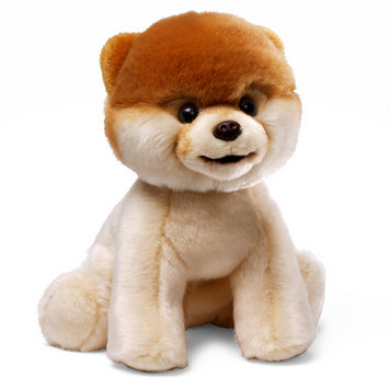 Gund BOO Plush Puppy WORLD'S CUTEST DOG! IN HAND!