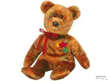 KANATA OntarioTy Beanie Baby Bear Canada Exclusive