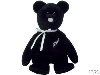 FERNY Ty Beanie Baby New Zealand Exclusive Asian Pacific Bear