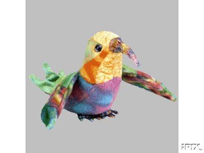 NECTAR Ty Beanie Baby Hummingbird Canadian Tag