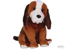 HOLMES Ty Beanie Baby DOG Beanie of the Month