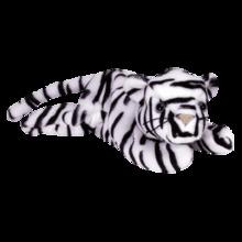 BLIZZARD Ty Beanie Baby White Tiger