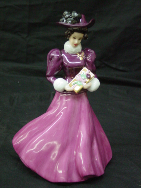 1996 HOLIDAY TRADITIONS BARBIE Porcelain Figurine
