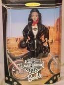 BARBIE Harley Davidson 1998 #3 Brunette