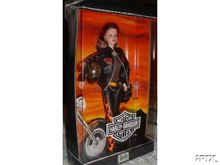 BARBIE Harley Davidson 2000 #5 Red Auburn Hair
