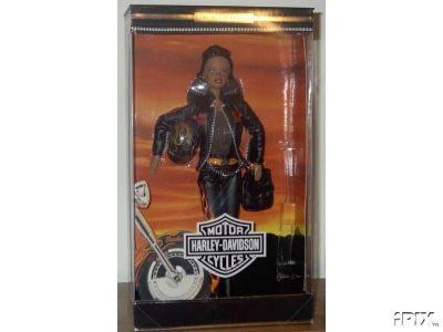 BARBIE Harley Davidson 2000 #5 AFRICAN AMERICAN