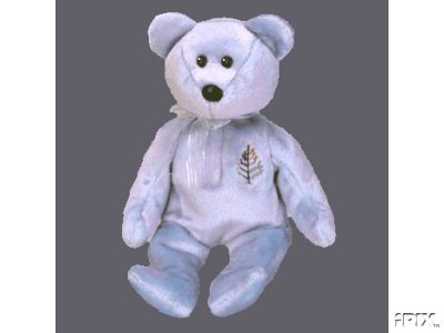 WHISTLER  ISSY Ty Four Seasons Beanie Baby