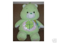GOOD LUCK Bear Care Bears Jumbo CUDDLE PILLOW