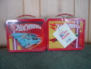 HOT WHEELS Lunch Box Hallmark School Days~Lunchbox