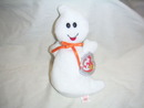 SPOOKY Ty Beanie Baby Halloween Ghost