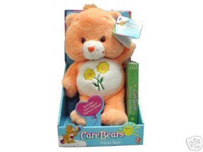 Care Bears-FRIEND BEAR 13