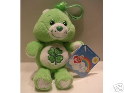 GOOD LUCK BEAR 20th Anniversary Edition CARE BEARS 5