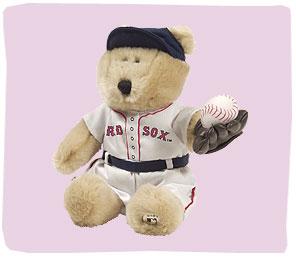 STARBUCKS BOSTON RED SOX Bearista Plush Bear  MLB 1st Edition