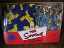 THE SIMPSONS 2 Boxer Shorts Sz L New, Sealed Box 100% Cotton