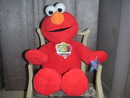 New! ELMO Plush 28