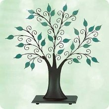 Hallmark Family Tree Stand  for Picture Frames/Photo Holders-New
