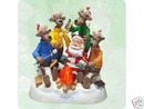 KRIS & the KRINGLES with LIGHT 3rd in Series Hallmark 2003 Ornament