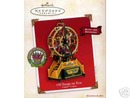 CRAYOLA Ferris Wheel - 100 years of Fun- Hallmark 2003 Christmas Ornament