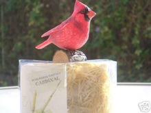 Hallmark Red CARDINAL Marjolein Bastin Bird